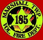 Marshall Township Volunteer Fire Department Logo